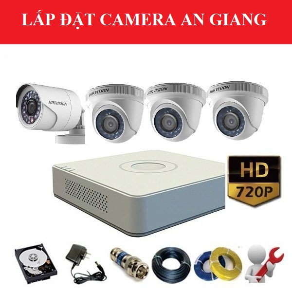 Lắp Camera FPT An Giang